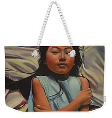 Attitude Weekender Tote Bag