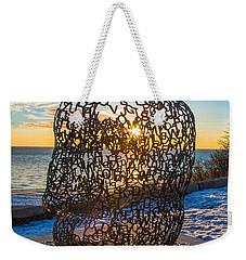Atwater Spillover Sunrise Weekender Tote Bag