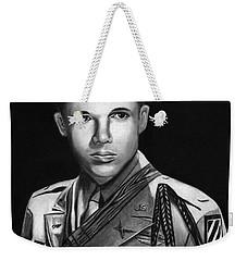 Audie Murphy Weekender Tote Bag