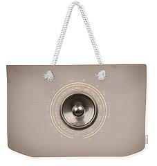 Audio Retro 6 Weekender Tote Bag