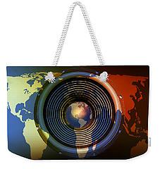 Audio World Weekender Tote Bag