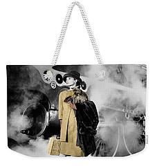 Audrey Hepburn 7 Weekender Tote Bag