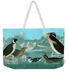 Audubon Auks Weekender Tote Bag