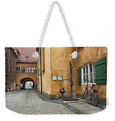 Weekender Tote Bag featuring the photograph Augsburg Germany by Paul Fearn