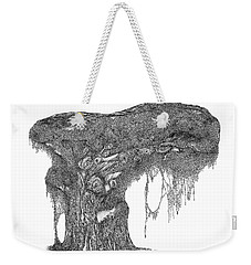 August '12 Weekender Tote Bag