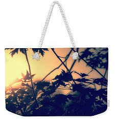 August Memories Weekender Tote Bag