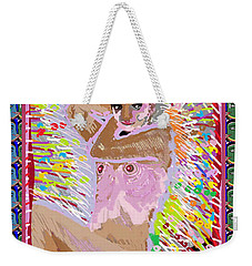 Aura Art Effect Of Love In Heart Showering Sparkle Colors Navin Joshi Rights Managed Images Graphic  Weekender Tote Bag