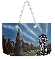Aurora Weekender Tote Bag by Michael  TMAD Finney
