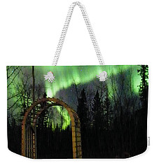 Auroral Arch Weekender Tote Bag by Brian Boyle