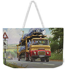 Austin Carrimore Transporter Weekender Tote Bag