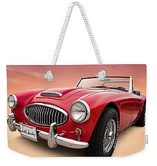 Austin Healey Weekender Tote Bag
