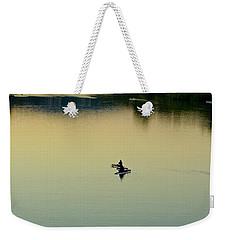 Austin Lady Bird Lake Weekender Tote Bag