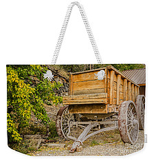 Authentic Ore Wagon Weekender Tote Bag by Sue Smith