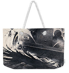 Auto Union Weekender Tote Bag