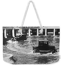 Auto Wash Bowl Weekender Tote Bag