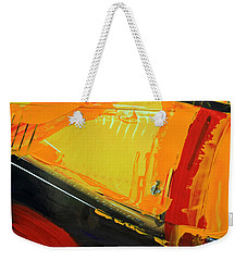 Abstract Composition No 2 Weekender Tote Bag