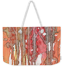 Autumn Abstract No.1 Weekender Tote Bag
