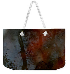 Autumn Abstract Weekender Tote Bag by Photographic Arts And Design Studio