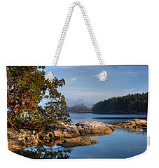 Autumn Afternoon Weekender Tote Bag