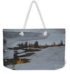 Autumn Arising Weekender Tote Bag by Brian Boyle