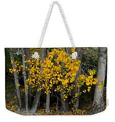 Autumn Breakout Weekender Tote Bag