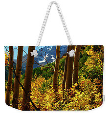 Autumn Brilliance 2 Weekender Tote Bag by Jeremy Rhoades