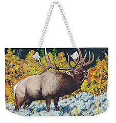 Autumn Challenge Weekender Tote Bag