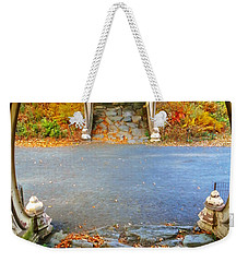 Autumn Crunch  Weekender Tote Bag