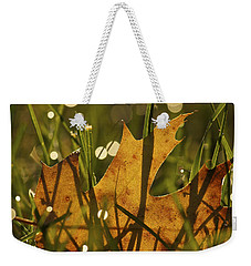 Autumn Dew Weekender Tote Bag