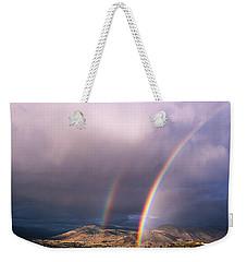Autumn Equinox Weekender Tote Bag