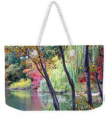 Autumn Fantasy Weekender Tote Bag by Dora Sofia Caputo Photographic Art and Design