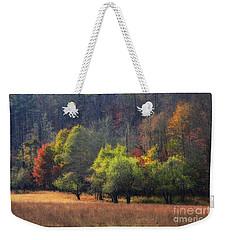 Autumn Field Weekender Tote Bag