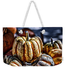 Autumn Glow Weekender Tote Bag by Caitlyn  Grasso