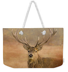 Magnificant Stag Weekender Tote Bag