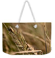 Autumn Grasses Weekender Tote Bag