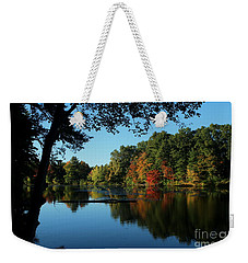 Autumn Grotto Weekender Tote Bag