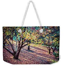 Autumn Grove Weekender Tote Bag