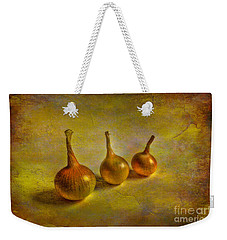 Autumn Harvest Weekender Tote Bag by Veikko Suikkanen