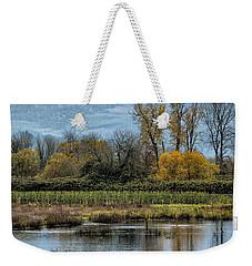 Autumn Haven Weekender Tote Bag