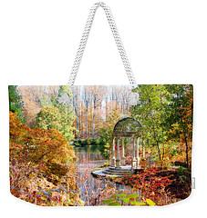 Autumn In Longwood Gardens Weekender Tote Bag