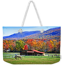 Autumn In Rural Virginia  Weekender Tote Bag