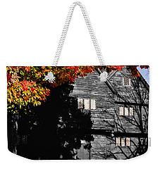Autumn In Salem Weekender Tote Bag