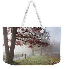 Autumn In The Cove IIi Weekender Tote Bag by Douglas Stucky