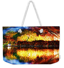 Autumn In The Scottish Highlands Weekender Tote Bag