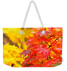 Autumn Is Beautiful Weekender Tote Bag