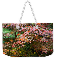 Autumn Is Here Weekender Tote Bag
