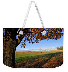 Autumn Landscape Weekender Tote Bag by Joseph Skompski