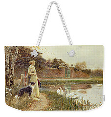 Autumn Leaves Weekender Tote Bag by Thomas James Lloyd