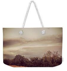 Autumn Meadow Weekender Tote Bag
