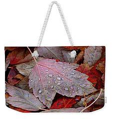 Autumn Melange Weekender Tote Bag